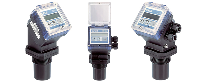 Level transmitter types