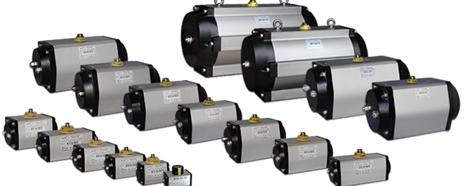 MaxAir Actuated Valves