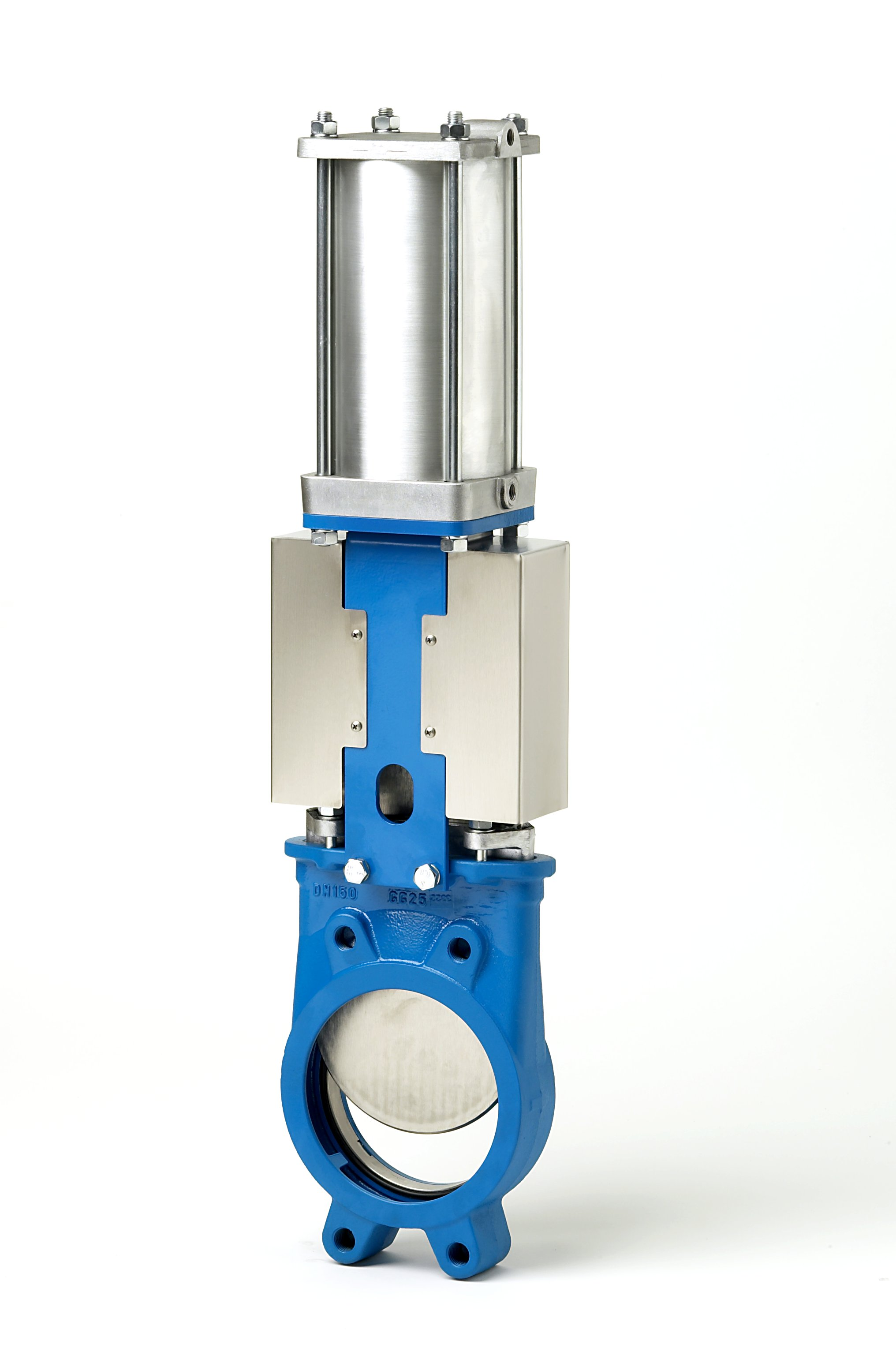 Orbinox gate valves