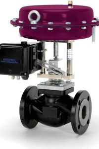 Globe valves & stop valves for throttling