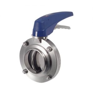 Hygienic butterfly valves from INOXPA