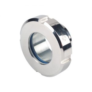 INOXPA DIN clamp flat sight glass