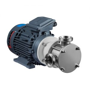 INOXPA flexible impeller pumps